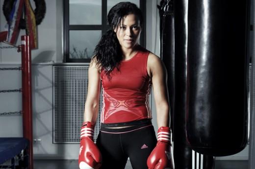 Cecilia Braekhus - Female Boxers