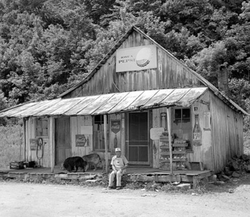 Penn's Store in Gravel Switch, Ky., has been run by the same family  since 1850