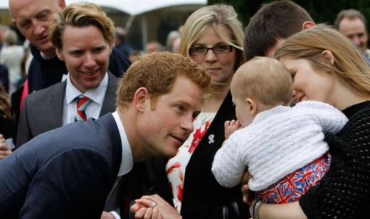 Prince Harry at the Tedworth House Recovery Centre run by Help for Heroes. It is situated in Tidworth, Wiltshire, England.