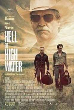 Texas Heist Caper: Hell Or High Water