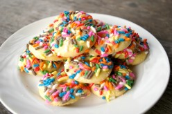 Rainbow Cookies Recipes