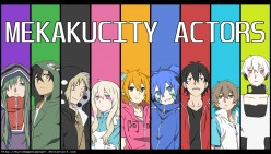 Mekakucity Actors [ENDING]