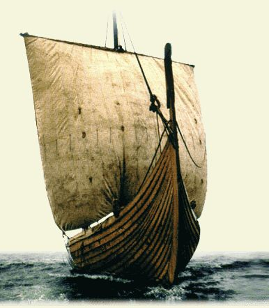 At sea ships were light, easily manoeuvred. They had to be taken out of the water in the east, however...