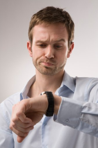 Image result for men looking into watch