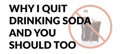 How to Stop Drinking Soda To Boost Fat Loss