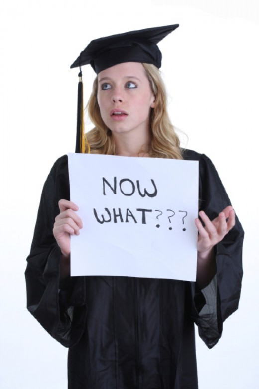 Life after college...what next?