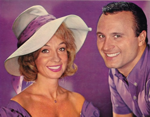 "April Stevens and her brother, Nino Tempo scored a huge hit in 1961 with ""Deep Purple,"" that is still being played on FM Oldies stations today"