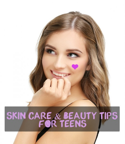 If you are a teen with problem skin use skin care tips to help you achieve a clear and glowing complexion.
