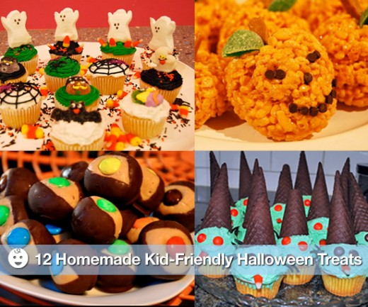 how to make delicious home made kidfriendly halloween treats hubpages