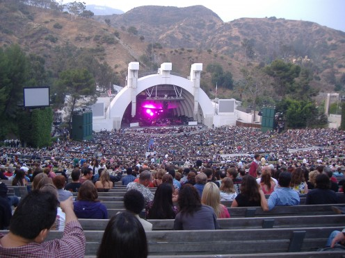Hollywood Bowl's Latest Shell