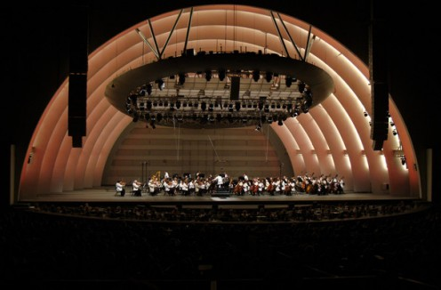 Los Angeles Philharmonic at Hollywood Bowl