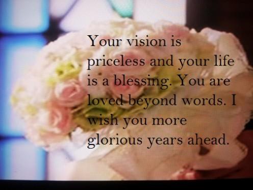 Happy Birthday Wishes to Seniors