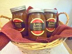 Apple butter or apple sauce?