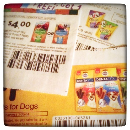 Learn about which coupons to donate