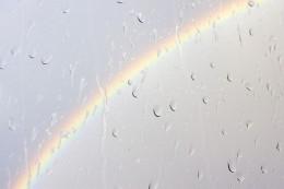 Rain in Amsterdam