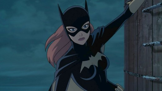 In fairness to those criticizing Batman for sleeping with Batgirl, she is kind of hot.  You got to give him that much.