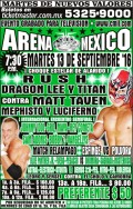 CMLL Tuesday Preview: A Good Day to Lucha