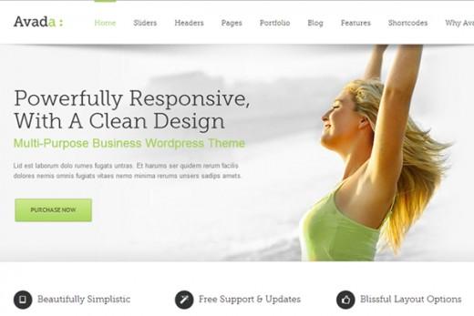 WordPress Site Example #4