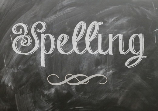 Spelling - CC0 1.0 Universal