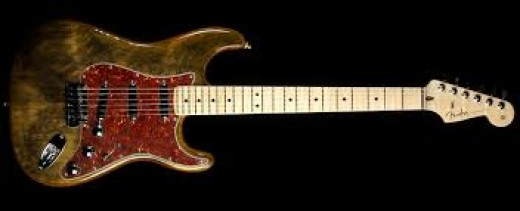 Fender Custom Shop Spalted Maple Top Artisan Stratocaster