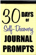 30 Days of Self-Discovery Journal Prompts