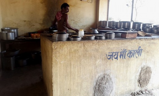 Dhaba - Small Roadside Eatery