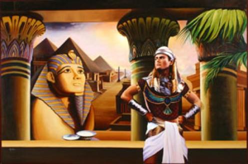 Joseph Egyptian Governor