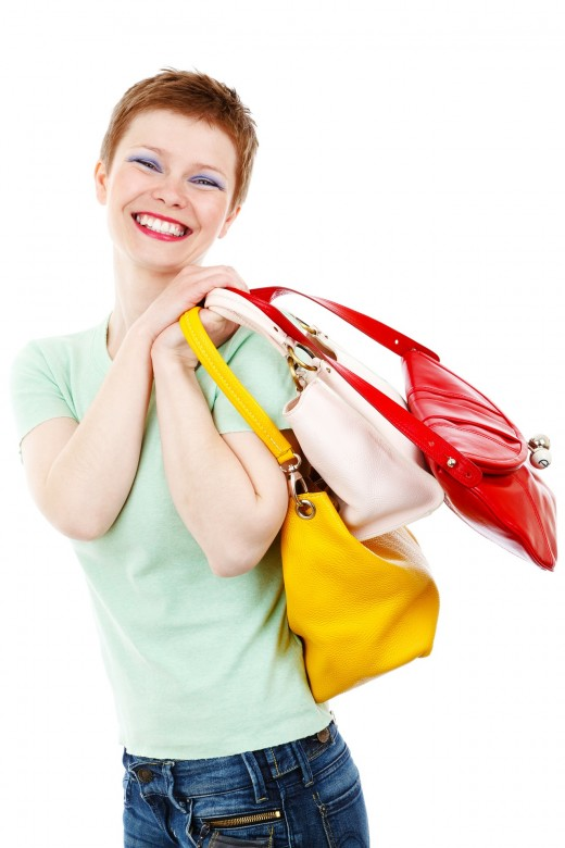 Shopping Spree Is mostly about Buying what People Don't Need