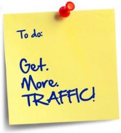 Traffic boosting tips