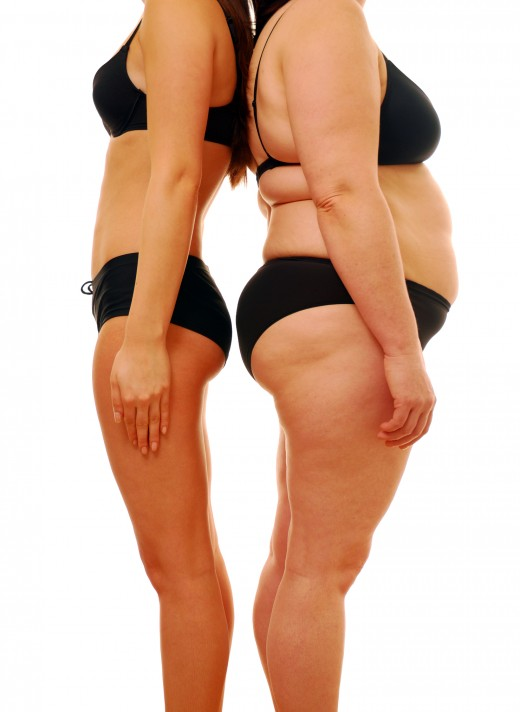 Everyone has body composition and everyone can redefine the body that they have.