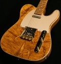Telecasters with maple tops