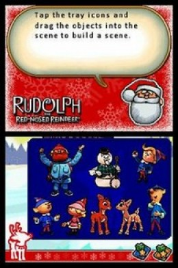 There are games that can be classified as expensive and can still seem that way even if the price is slightly reduced. NDS Games like Rudolph The Red-Nosed Reindeer are really quite cheap though especially when compared to games like Pokemon