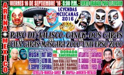 CMLL Legends Show Preview!