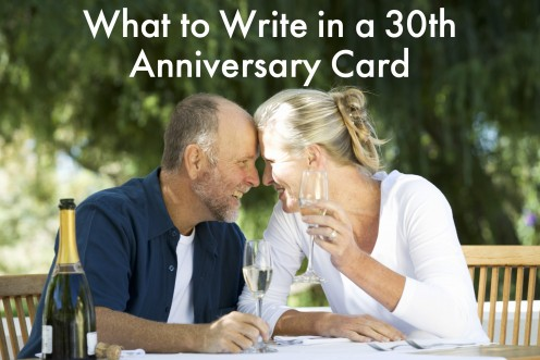 30th Anniversary Wishes, Quotes, and Poems