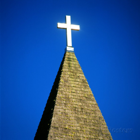 Church Steeple Pyramid.