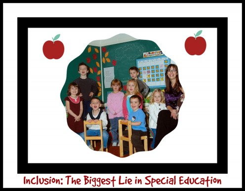 Why Inclusion in Special Education Doesn't Work and Hurts All Children