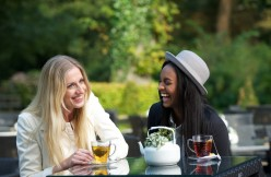 Female friendships as the elixir of happiness and health