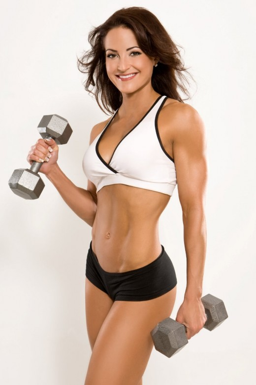 Erin Stern - Female Fitness