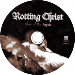 Review: Sleep of the Angels by Greek black metal band Rotting Christ