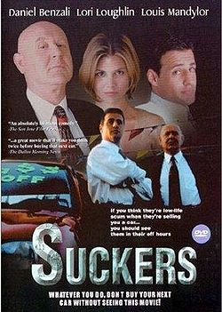 Movies are made about this degrading name: Sucker