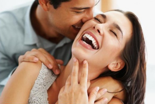 #3 When You Laugh Together