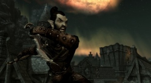 The Elder Scrolls V - Detailed Breakdown of the Elf, Human and Outcast Races of Skyrim
