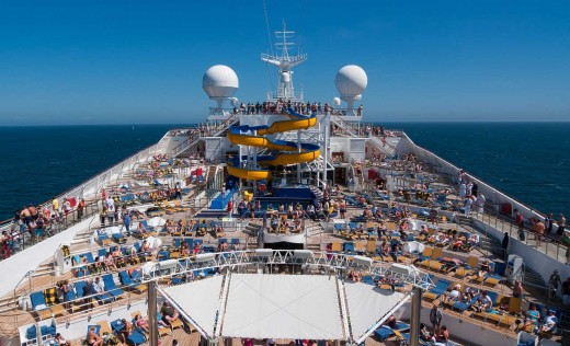 Ships with most of the cabins sold out will charge higher prices for last-minute deals.