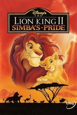 A Second Look: The Lion King II: Simba's Pride