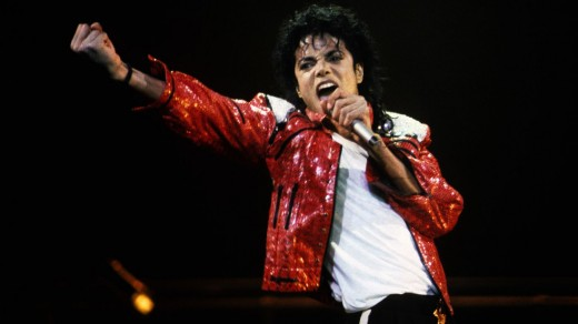 The late Michael Jackson is a renowned dancer and singer.