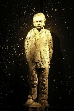 Albert Einstein and the transporter effect?