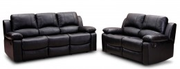 Bulky leather sofas, Used, Est. Value $150