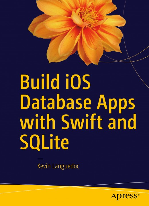 Book on How to Develop iOS 10 database apps using SQLite and Swift 3