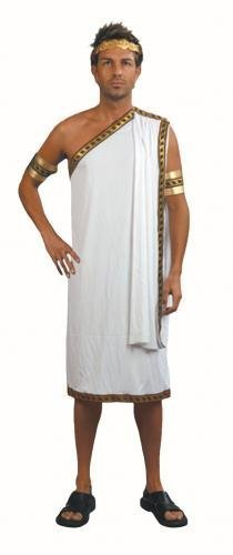 With this Halloween costume, you could easily be the musician Orpheus, or the kind and generous Philemon or even the Babylonian Pyramus.