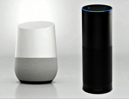 Why Amazon Echo Should Fear Google Home